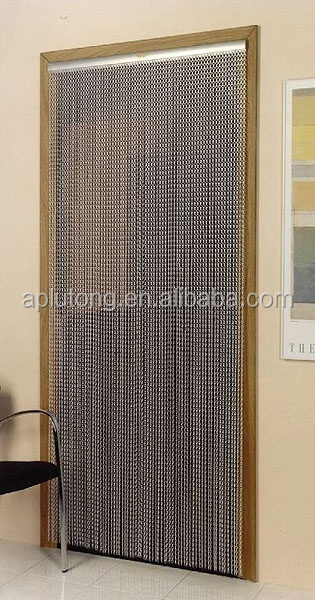 Curtains Ideas chain mail curtains : Chainmail Door Curtains - Best Curtains 2017