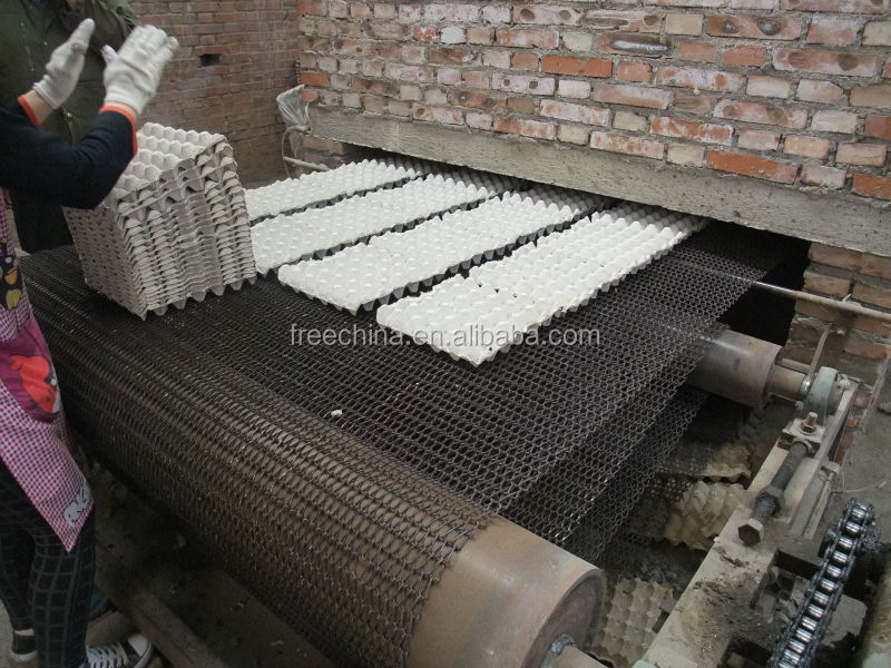 Egg farms tray machine waste paper egg tray forming for How to make paper egg trays