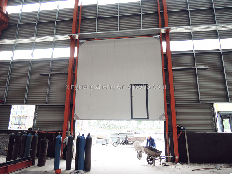 Low price for pre-engineered fabrication of steel structure/ steel structure erection and fabrication