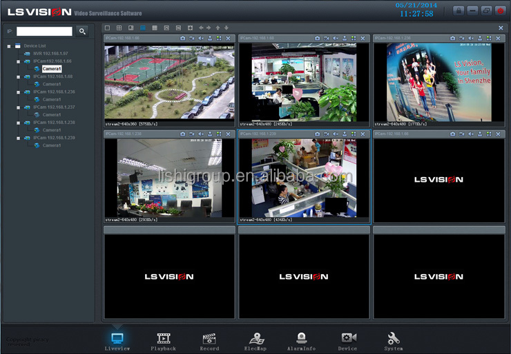 Lsvision 2 Megapixel Bullet Ip Camera Viewer Software
