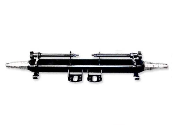 Lpg Semi Trailer Axle Shaft Heavy Duty Semi-trailer Rear Axle Tube ...