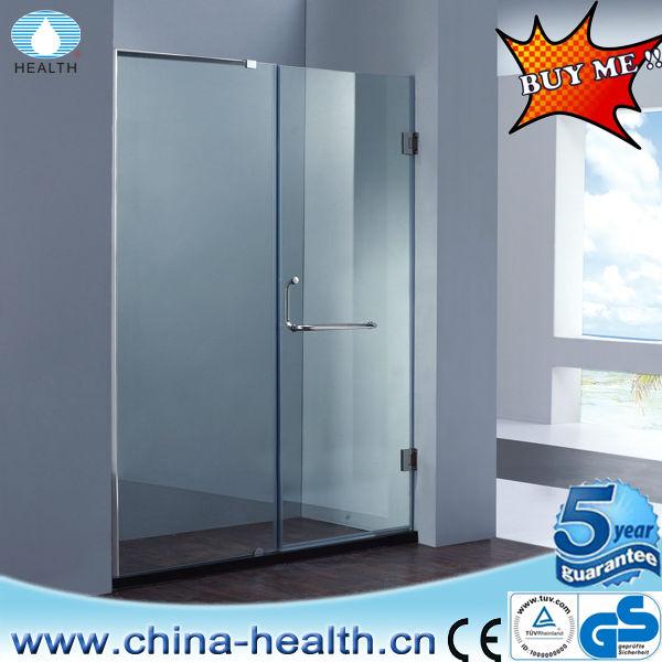Good Quality Frameless Shower Enclosures,S.s Hinge Swing Door ...