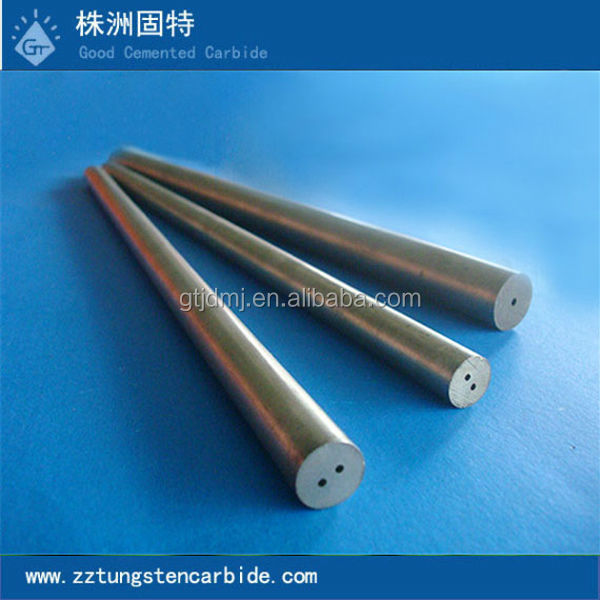Various Applications Unground Finished Ground Polished Tungsten Carbide Rods Solid Carbide Rod Cemented Carbide Rod