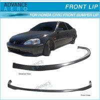For 99 00 Honda Civic Ek Sir Style Pu Poly Urethane Bodykits Body ...