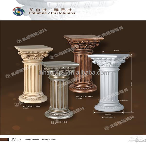 Decorative Exterior Columns For House
