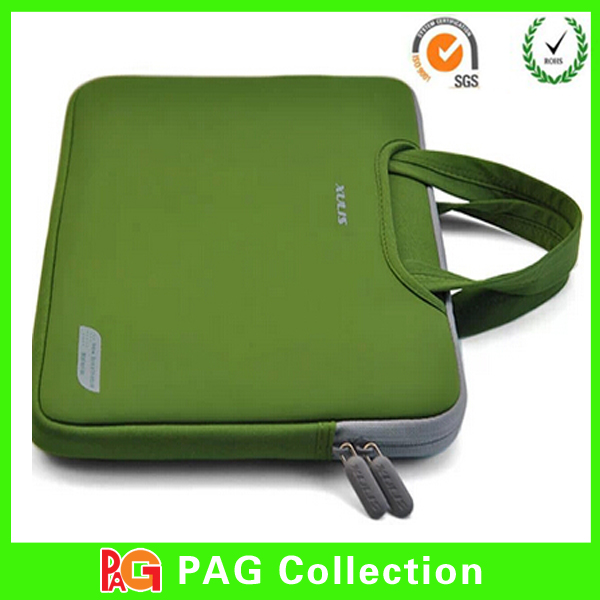 17 Inch Laptop Sleeve With Handle,17inch Neoprene Laptop Bag
