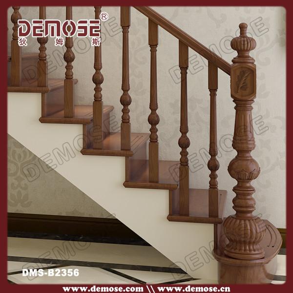 Indoor Wooden Hand Rail Stair Railings Design Price Buy