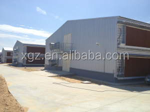 steel structure warehouse used for chicken eggs