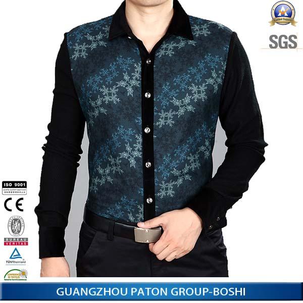 Latest Designs New Model Men Shirts,Brand Name Clothing - Buy Men ...