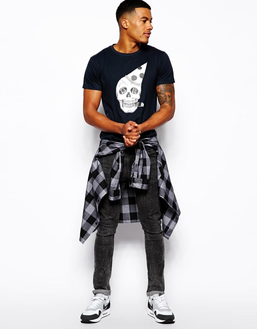 Shirt design new 2014 - Man T Shirt Custom Printed For Buyer Designer Tshirt Fashion Sale New Design T