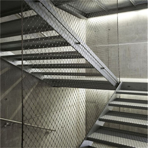 Stainless Steel X-tend Cable Mesh For Railing System
