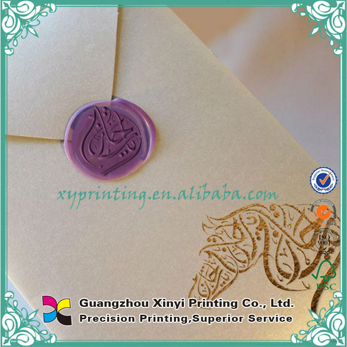 Wholesale New Style Custom Printing Kerala Wedding Cards