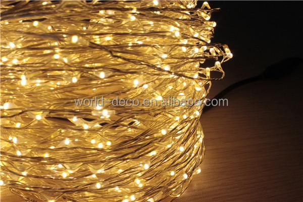 Decorative Led Copper Wire Mini Lights Led Copper Wire Light String For Home Decor