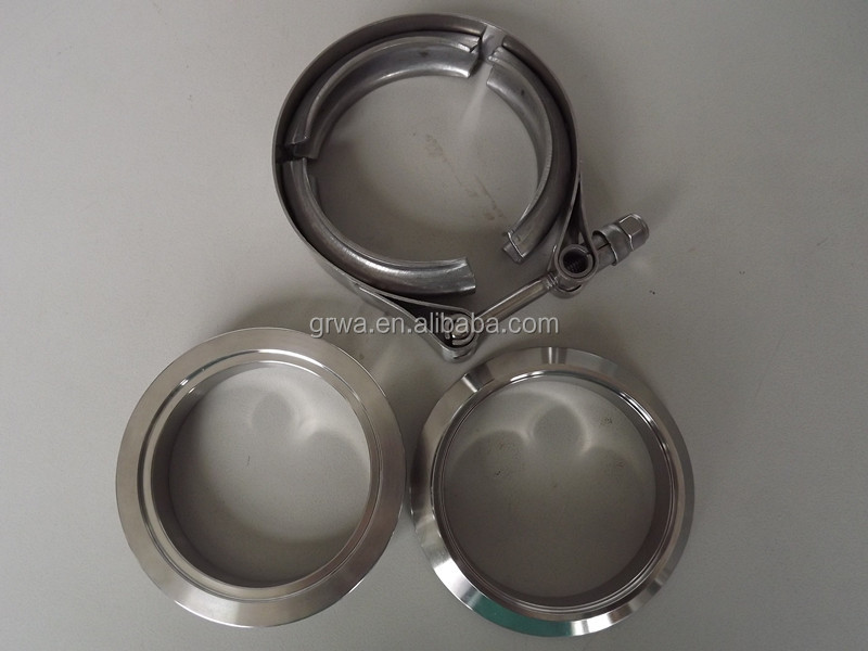 High Quality Male and Female V Band Flanges