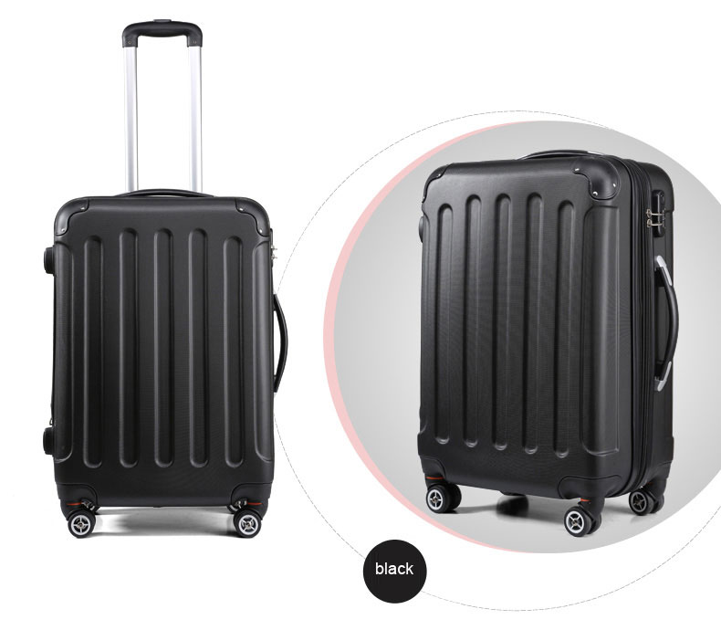 2014 Best Selling Trolley Cheappest Abs Name Brand Luggage Cheap ...