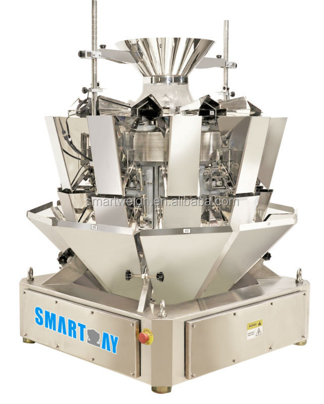 Smart Weigh pack top vertical packing machine price manufacturers for food packing-6