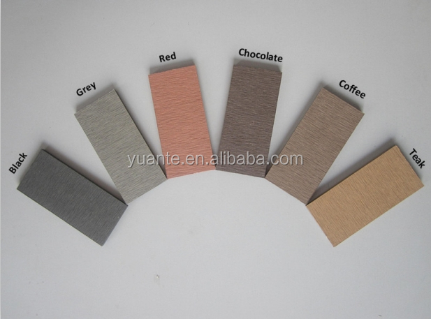 Cheaper price wood plastic composite/wpc wall panel , cladding