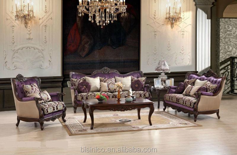 Luxe Et Antique Ensembles De Meubles De Salon Classique De Style