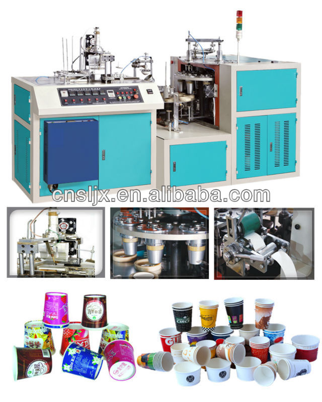 Double Sides PE Paper Cup Machine Forming Machine