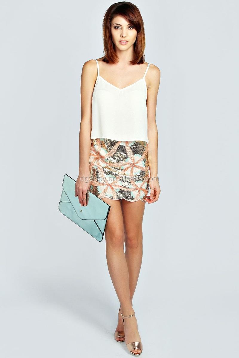 Girls In Mini Skirt - Skirts