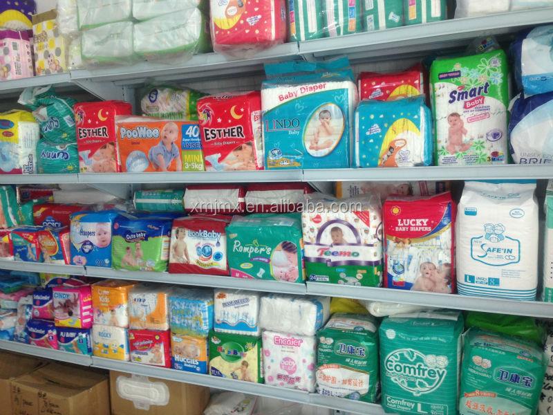 T Shape Baby Diaper Elastic Big Ear Baby Diapers Factory