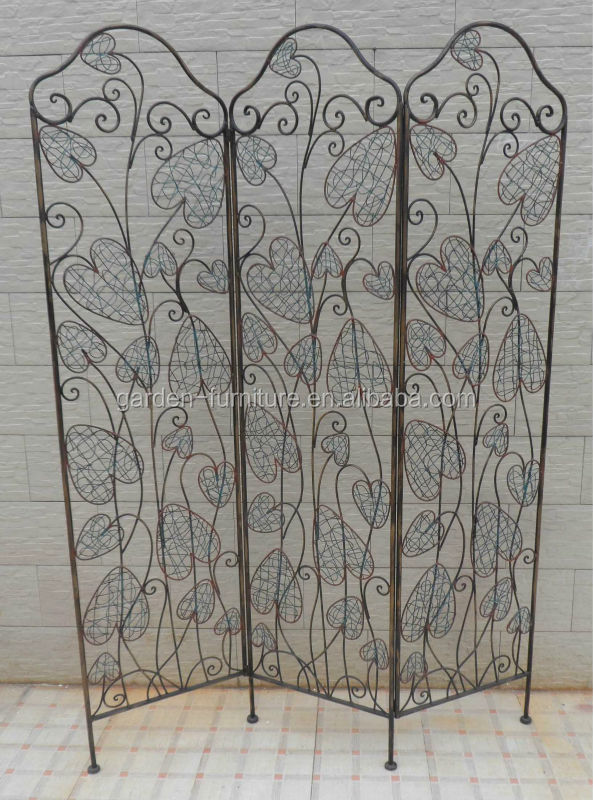 Home Decorative Metal Folding Screen Room Divider Buy