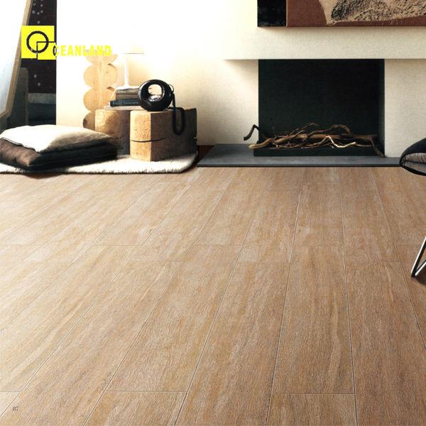 Living Room Lighting In Sri Lanka: Hot Sale Wooden Look Porcelain Floor Tiles For Stairs