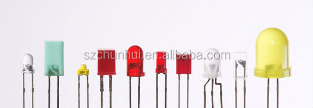 China Supplier 3Mm 5Mm Light Emitting Diode Super Bright Led Diode