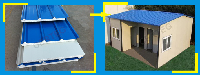 Eps Foam Roof Panels : Building panel styrofoam eps roof price buy