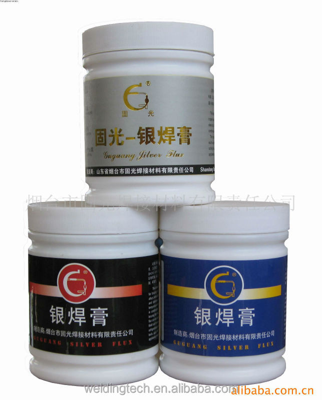 A1CD096 Silver Soldering brazing Paste for soldering pot machine