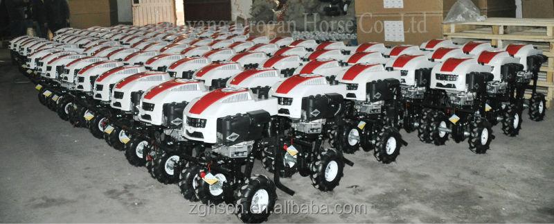 China New Mini Tractor Agricultural Machines Cultivator Mini ...