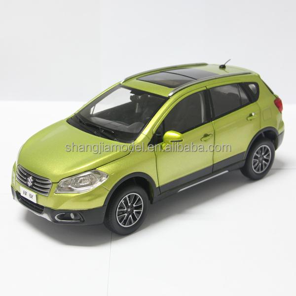 nouveau 1 18 suzuki voiture miniature collection d taill e mod le de voiture jouets voiture. Black Bedroom Furniture Sets. Home Design Ideas