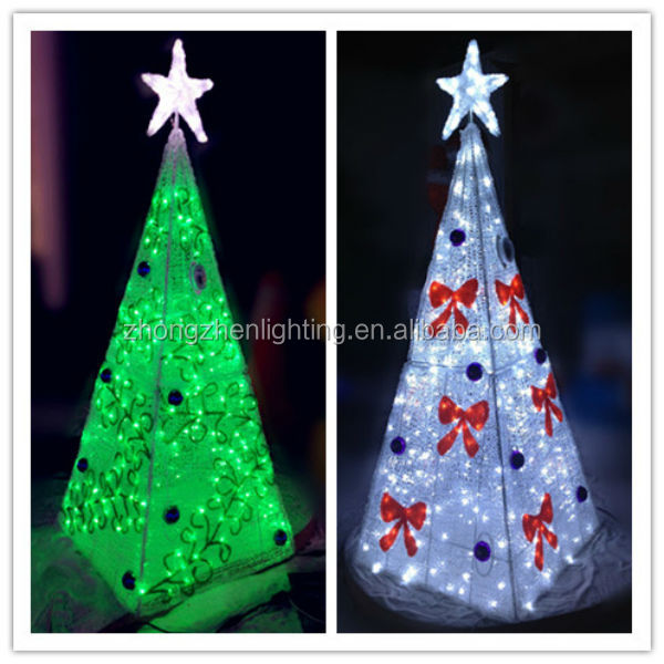 Giant outdoor led light up cone christmas trees buy cone christmas giant outdoor led light up cone christmas trees aloadofball Image collections