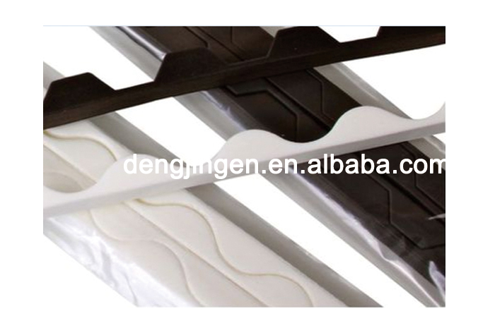 Eave Infill Adhesive Metal Roofing Foam Closure Strip