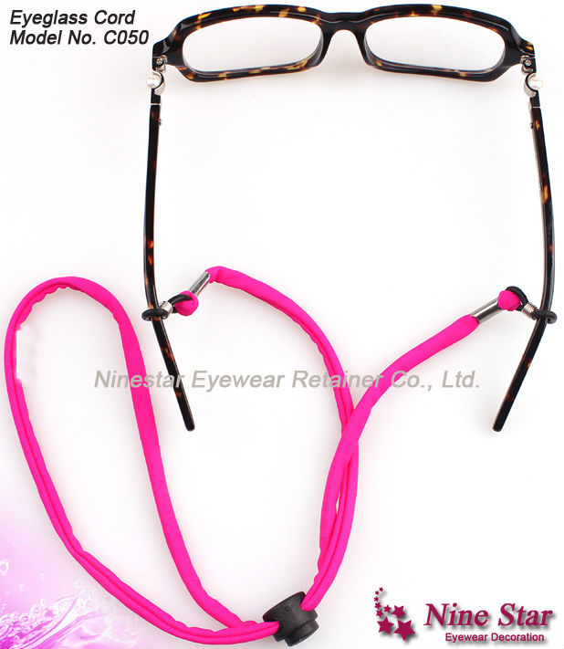 Sunglass Keepers  adjule safety sports glasses eyeglass eyewear sunglass lanyard