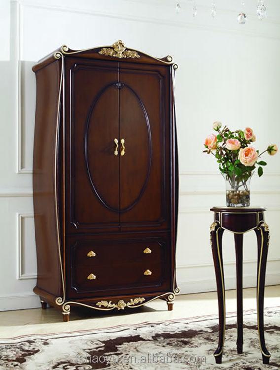 Fancy Wooden 2 Door Bedroom Wardrobe,Unique Wardrobe
