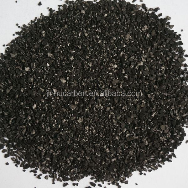 Gold Recovery Activated Carbon Made From Natural Tropical Coconut ...