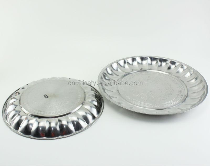 Wholesale Hot Sell Arab Elegant Emboss Stainless Steel New Big ...