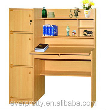 Children Bedroom Wardrobe With Wardrobe And Study Table