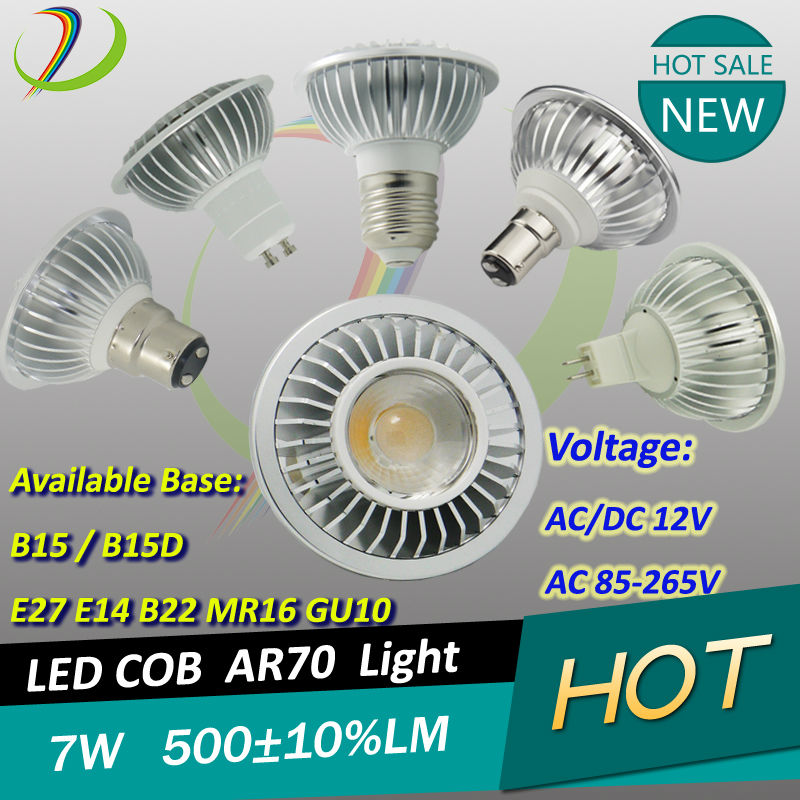 Ar70 Led Lamp 500lm Led Alloy Work Light Bar Flood Spot Good Price ...