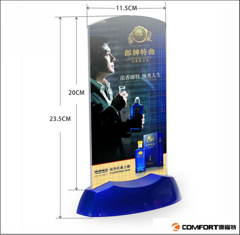 China Supplier Clear Standing Lampg Lass Jewelry Display Table ...