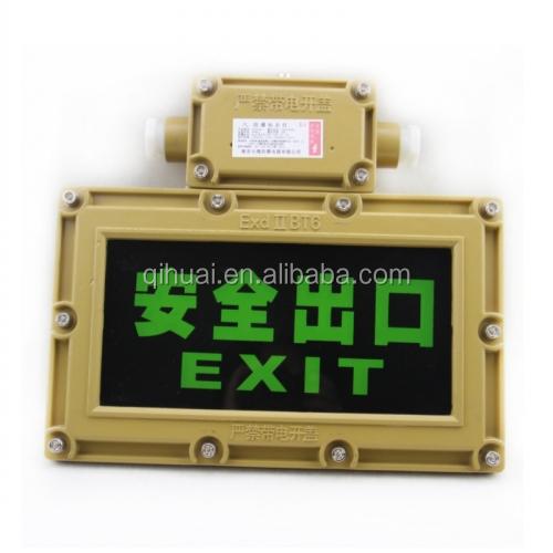 Led Explosion Proof Emergency Exit Light
