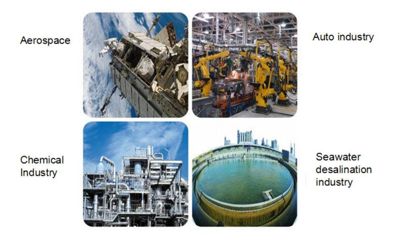 ASTM B348 tc4 gr5 ti 6al 4v do preço das ações da 1kg barra redonda de titânio