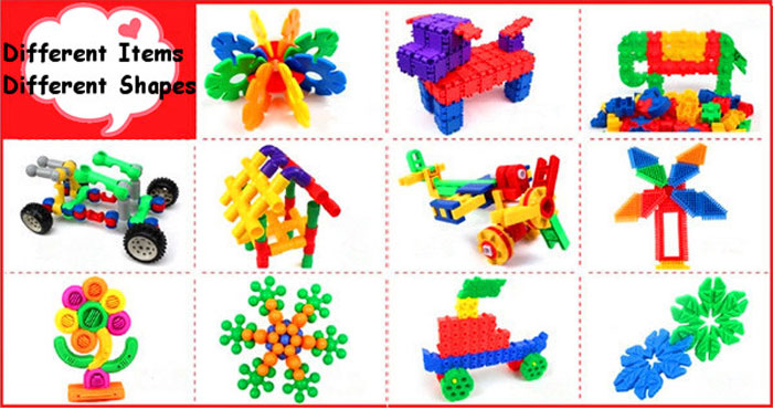 Plastic Building Block Game,Enlighten Toy,Kids Educational Toy ...