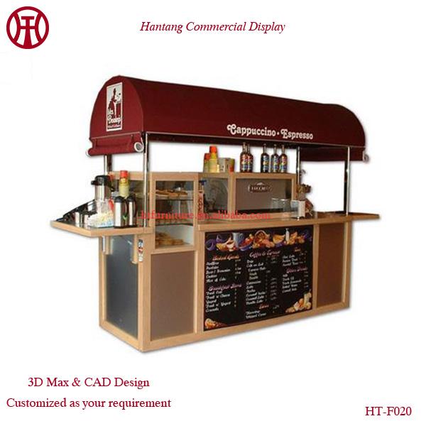 2014 Modern Style Customized Fresh Juice Bar CounterJuice