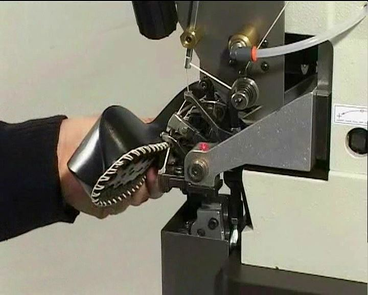 shoe stitching machine