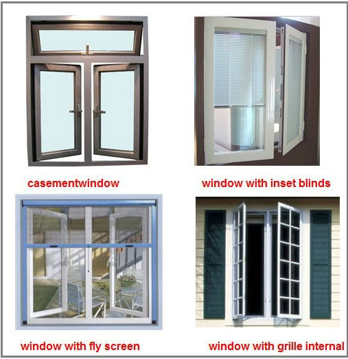 Steel Fixed Windows : House windows large casement with fixed panel new