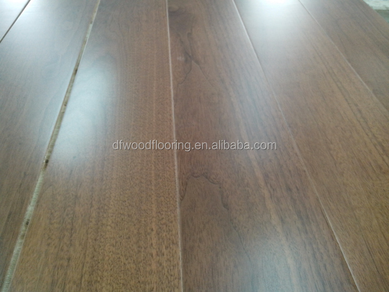 Natural Color American Black Walnut Hardwood Engineered Wood