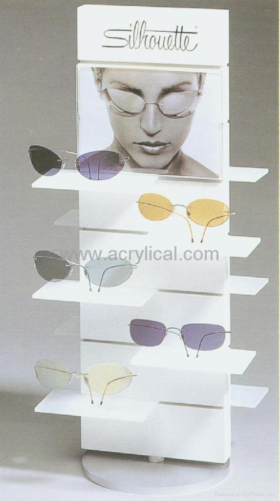 Acrylic Eyeglasses Sunglasses Display Buy Sunglasses