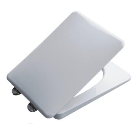 061 square shape plastic quick release toilet seat cover. Black Bedroom Furniture Sets. Home Design Ideas